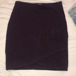 Sunday's Best - Purple pencil skirt